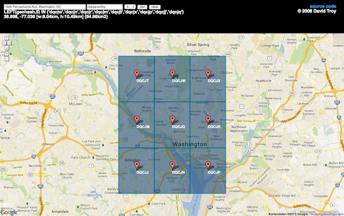 Image:New on OpenNTF: Geospatial indexing for IBM Notes/Domino data